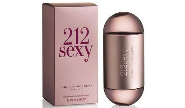 212 sexy - carolina herrera