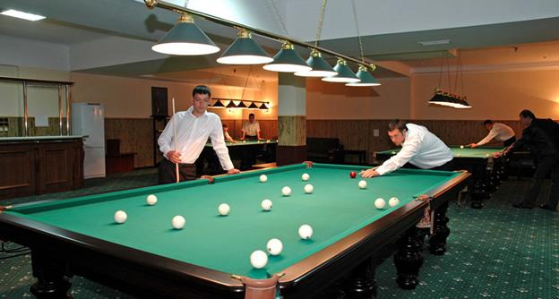 Bilhar, Sinuca, Snooker