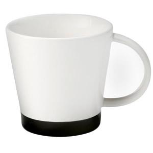 caneca de porcelana