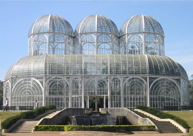 Curitiba - Jardim Botânico da cidade