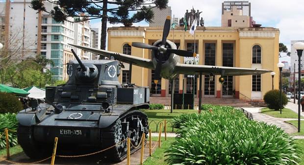 Museu Casa do Expedicionário - Curitiba