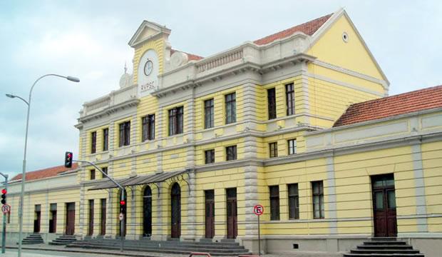 Museu Ferroviário - Curitiba