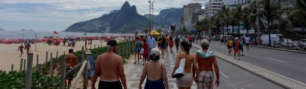 Caminhada - Rio de Janeiro